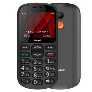 WayteQ SP-1 Senior phone + dokkoló - ez kell az időseknek! - PowerTech.hu