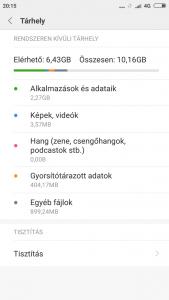 Xiaomi Redmi Note 5A 2/16 okostelefon teszt - PowerTech.hu