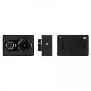 XIAOMI YI ACTION CAM sportkamera + vízálló tok - PowerTech.hu