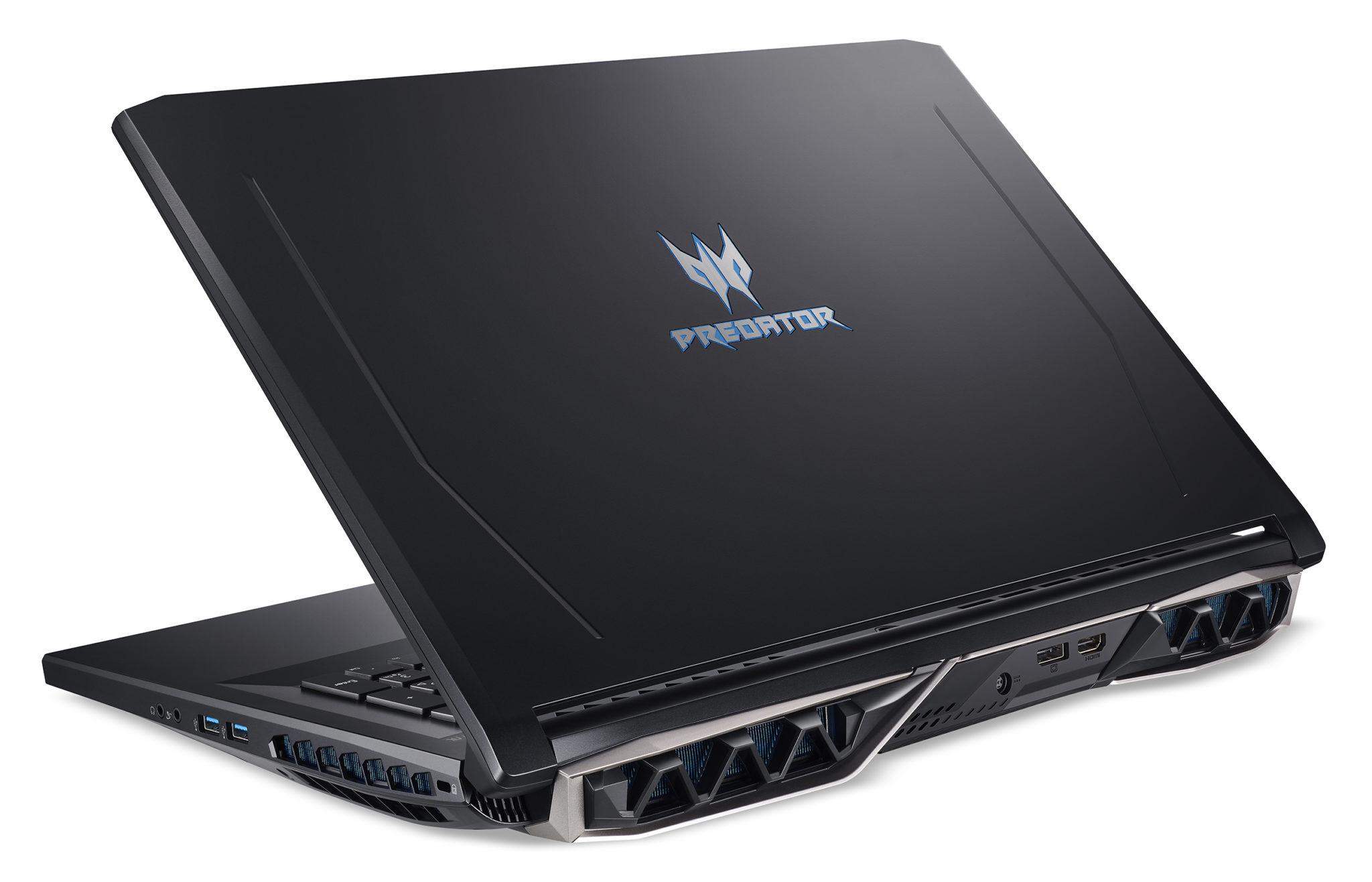 A Predator Helios 500 és a Predator Helios 300 Special Edition élvonalbeli hűtési technológiákat és radikálisan új dizájnt kínál