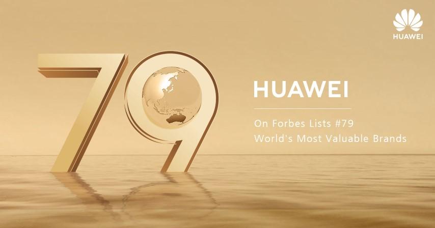 Forbes: 1,1 milliárd dollárral nőtt a Huawei márkaértéke egy év alatt