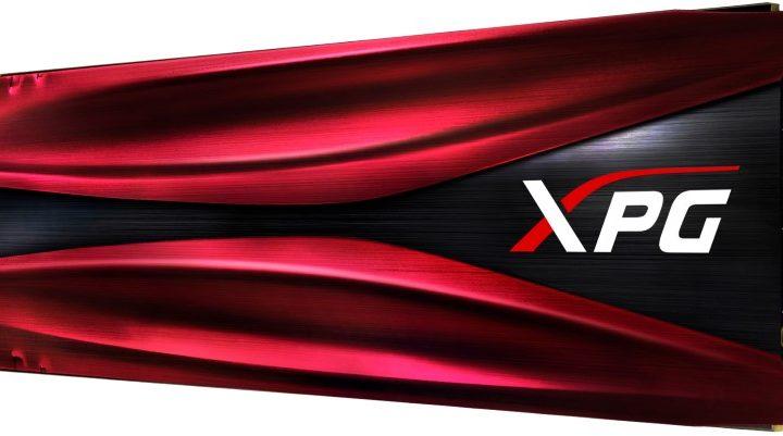 ADATA XPG GAMMIX S11 PCIe Gen3x4 M.2 2280 – a gyártó jelenlegi leggyorsabb SSD-je