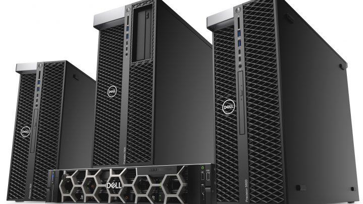 Új, belépő szintű Dell Precision munkaállomásokat jelentettek be