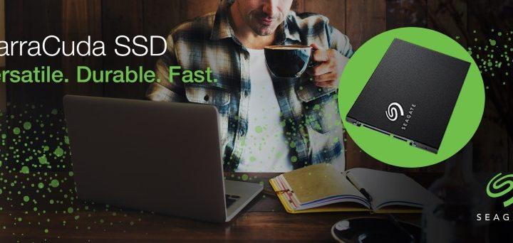 Gyorsítsd fel a géped az új BarraCuda SSD-vel!