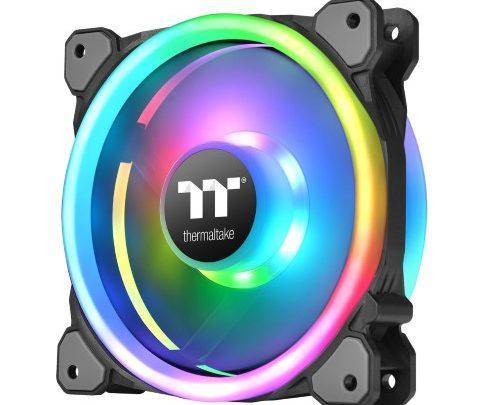 A Thermaltake bemutatja a Riing Trio 12 RGB Radiator Fan TT Premium Edition verzióját