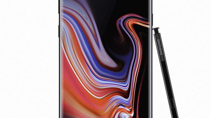 Magyarországon is előrendelhető az 512GB tárhellyel rendelkező, Dual SIM-es Samsung Galaxy Note9 okostelefon, éjfekete színben