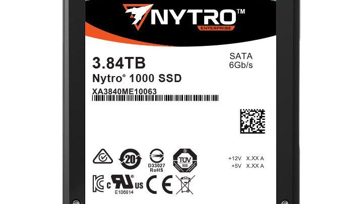 Bemutatták a Seagate Nytro 1000 SATA SSD termékcsaládot