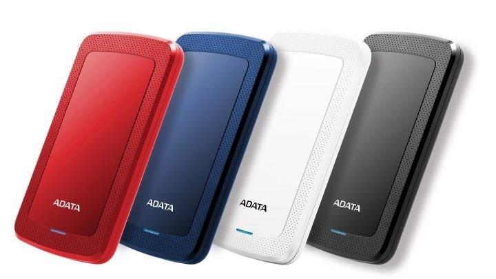 ADATA HV300 1TB külső merevlemez, ami szép is