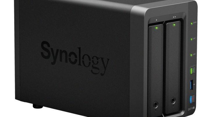 Synology DiskStation DS718+ teszt és bemutató