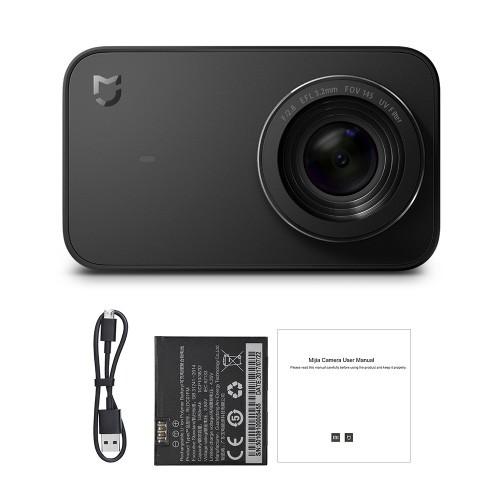 Xiaomi Mi 4K akciókamera és gimbal bemutató