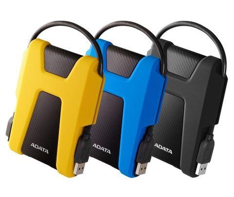 Az ADATA bemutatja a HD680 és a HV320 külső merevlemezeket