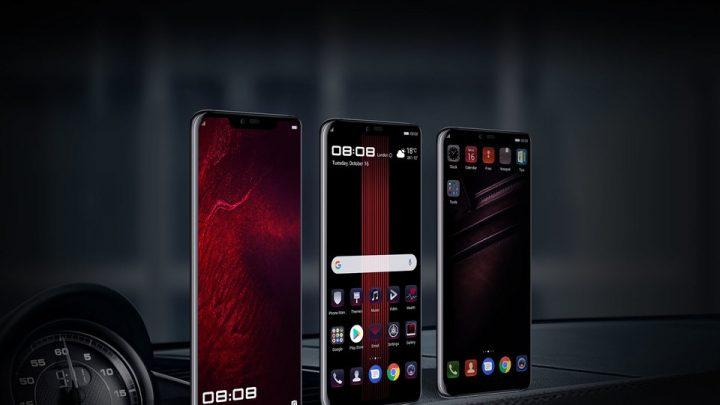 Új luxustelefont mutatott be a Huawei