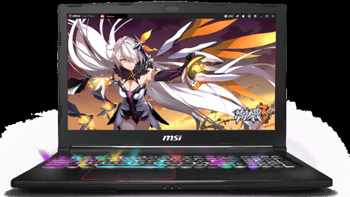 Az MSI GE75 RAIDER az első 17″-os, vékony kávás gaming laptop NVIDIA® GEFORCE® GTX 1070 grafikus vezérlővel