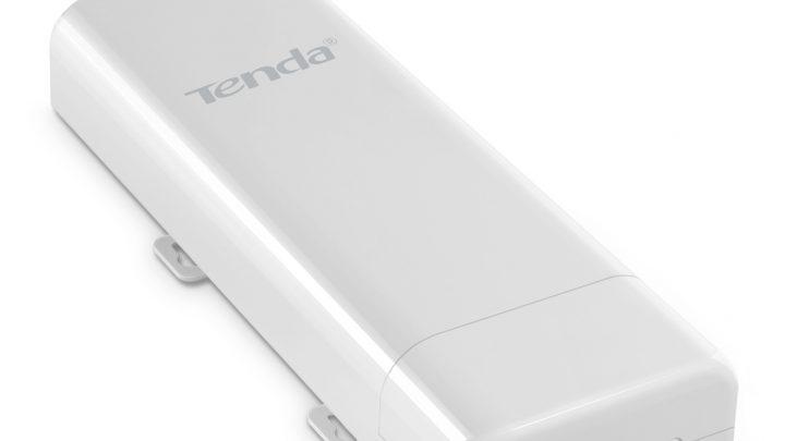 A Tenda bemutatja az O3 2.4GHz vezeték nélküli, 5 km hatótávolságú antennáját