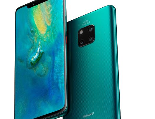 A Huawei bemutatta a Mate 20-at és a Mate 20 Pro-t