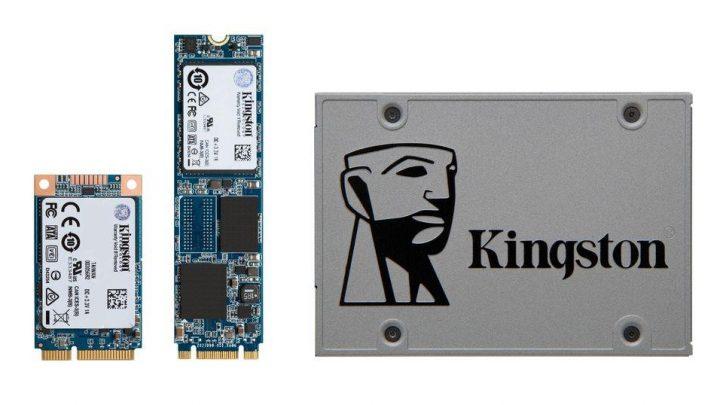 Öntitkosító SSDk a Kingstontól