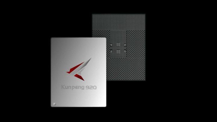 Új chipkészletet mutatott be a Huawei
