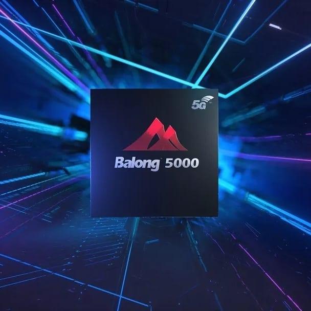 Bemutatta a világ első 5G chipkészletét a Huawei