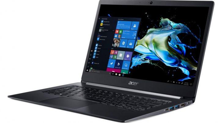 A TravelMate X514-51 sorozat az Acer legkönnyebb, legvékonyabb notebookja jelenleg üzleti felhasználásra