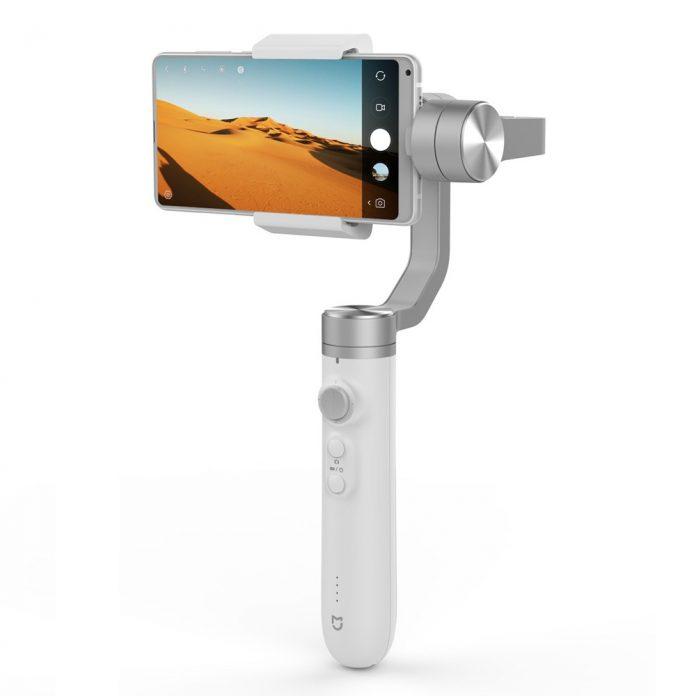Xiaomi Mi Smartphone Gimbal stabilizátor bemutató