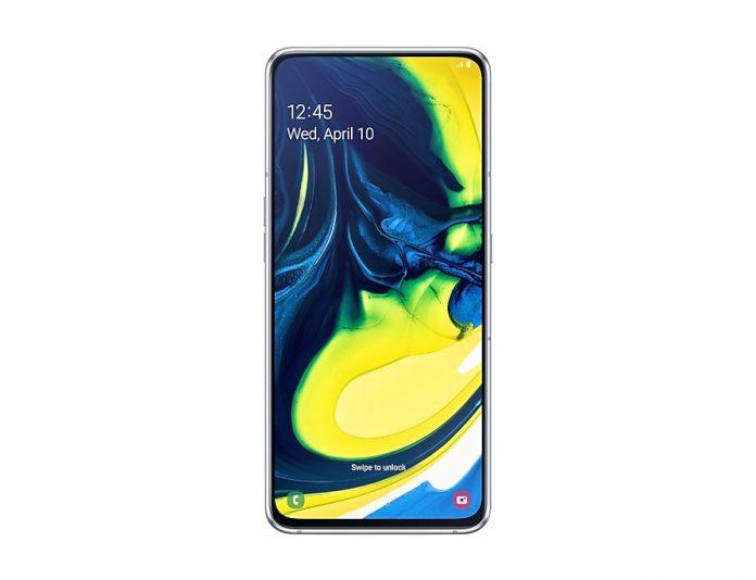 Samsung Galaxy A80 teszt és bemutató
