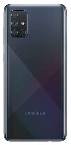 Samsung Galaxy A71 teszt