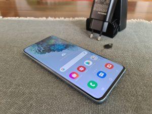 Samsung Galaxy S20 teszt | Kézre áll!