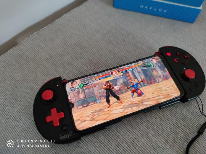 iPega PG-9087S bluetooth Wireless Gamepad Controller Pötyögtetés