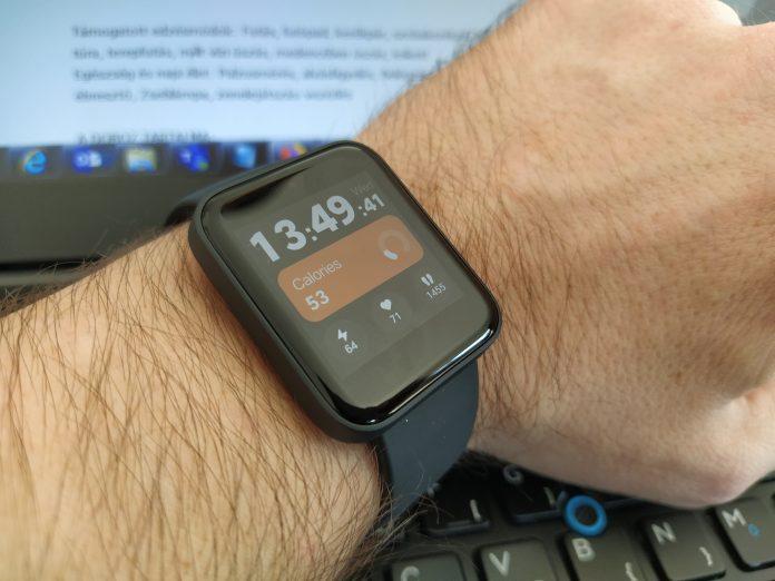 Mi Watch Lite teszt és tapasztalatok
